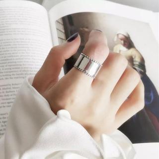 アメリヴィンテージ(Ameri VINTAGE)のシルバー925 シルバーリング アンティーク風リング イエナ トゥデイフル(リング(指輪))
