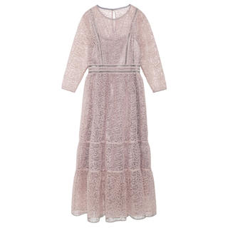 Lily Brown - Lily Brown 新品 レースドレス