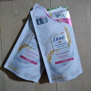 ユニリーバ(Unilever)のダヴ ボタニカルセレクション ナチュラルラディアンス 泡洗顔料 つめかえ用(13(洗顔料)