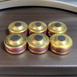 オーディオテクニカ(audio-technica)のAT6099 インシュレーター 6個セット(スピーカー)