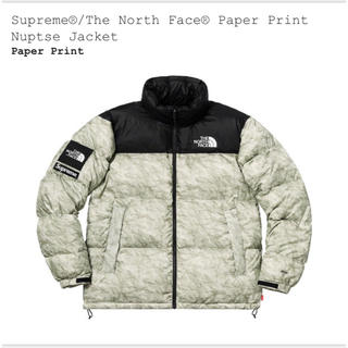 Supreme - 希少 19aw supreme × north face paper ヌプシ M
