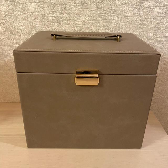 Francfranc(フランフラン)のジュエリーボックス・メイクボックス インテリア/住まい/日用品の収納家具(ケース/ボックス)の商品写真
