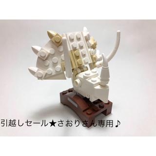 Lego - 【新品未使用】レゴ LEGO トリケラトプス 恐竜 飾り