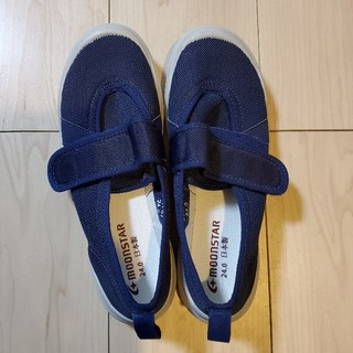 ムーンスター(MOONSTAR )の上靴☆上履き☆ムーンスタ―☆24(その他)