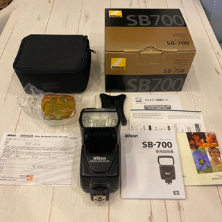 ニコン(Nikon)のNikon SB-700 スピードライト(ストロボ/照明)