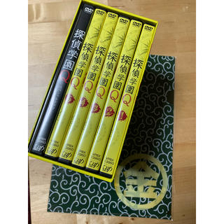探偵学園Q DVD BOX