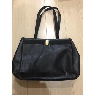 Ferragamo - ハンドバッグ フェラガモ ブラック