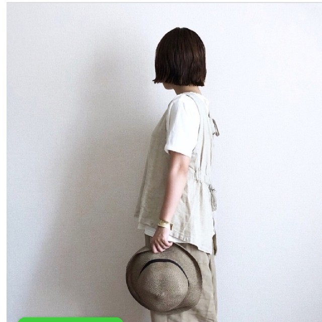 SM2(サマンサモスモス)の🌼こっとんさまおまとめ🌼SM2  リボンベストと ブラウス レディースのトップス(ベスト/ジレ)の商品写真