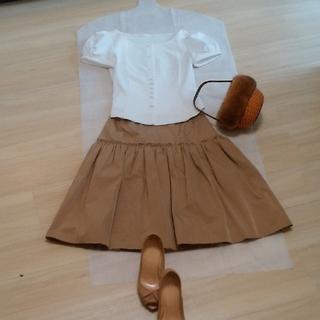 エポカ(EPOCA)の❤️EPOCA エポカ スカート 通年お召し頂けます❤️(ひざ丈スカート)