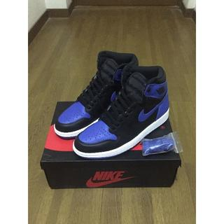 NIKE - AIR JORDAN 1 retro high og royal 26.5cm