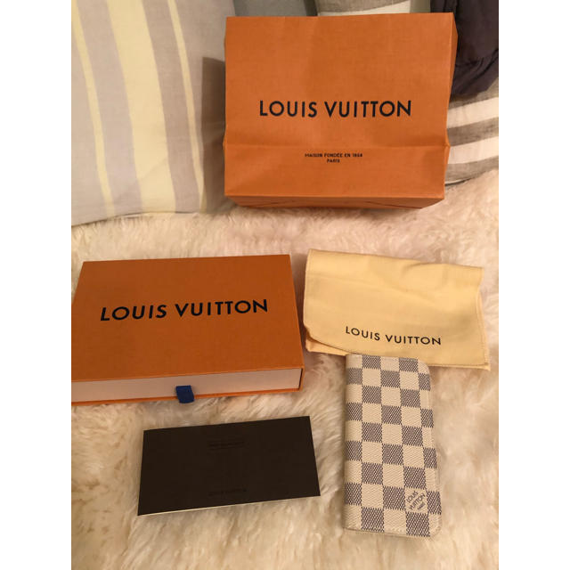 LOUIS VUITTON - 【新品】ルイヴィトン iphone6.6sスマホケースの通販