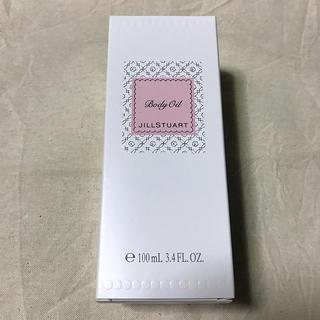 JILLSTUART - ジルスチュアート リラックス ボディオイル ホワイトフローラルの香り