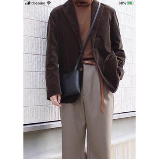 COMOLI - AURALEE 18aw jacket