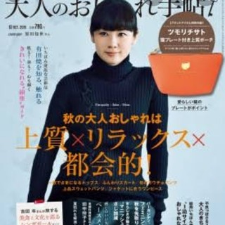 TSUMORI CHISATO - 【未使用新品】ツモリチサト ポーチ