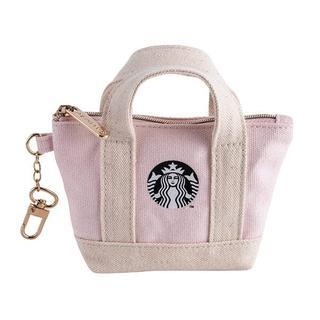 Starbucks Coffee - 【台湾 スターバックス】2020年 財布 カードケース ポーチ ピンク