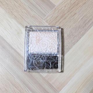 セザンヌケショウヒン(CEZANNE(セザンヌ化粧品))のセザンヌ パールグロウハイライト 01 シャンパンベージュ 2.4g(フェイスカラー)