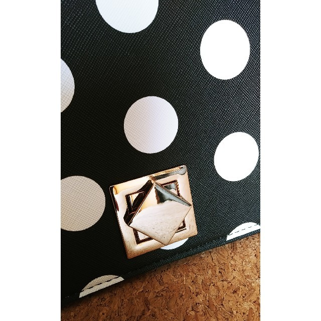 ZARA(ザラ)の花子6574様専用ページ♪ZARA★ドットバッグ ショルダー&ハンドバッグ レディースのバッグ(ショルダーバッグ)の商品写真