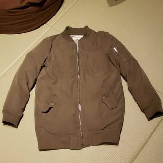 オゾック(OZOC)のOZOC ジャケット ジャンパー ブルゾン カーキ色 (ミリタリージャケット)
