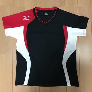 ミズノ(MIZUNO)のミズノゲームシャツ(バドミントン)