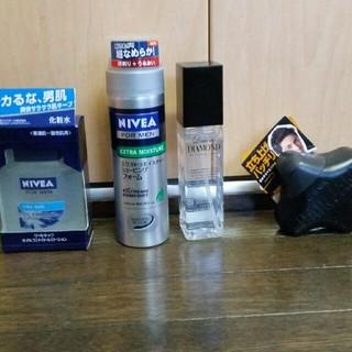 ニベア(ニベア)のNIVEA FOR MEN 化粧水・シェービングフォーム、GATSBY ワックス(化粧水/ローション)