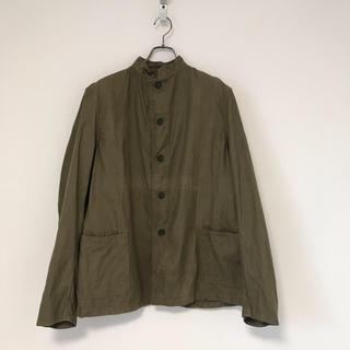 Engineered Garments - ② チェコ軍 実物 50s スタンドカラー メカニックジャケット 3C