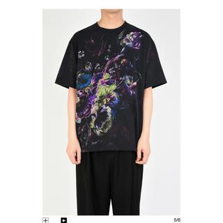 ラッドミュージシャン(LAD MUSICIAN)のBIG T-SHIRT 新品 19aw(Tシャツ/カットソー(半袖/袖なし))