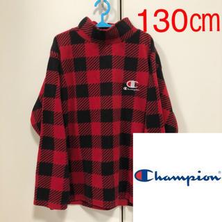 Champion - 【古着】チャンピオン 130㎝ フリーストップス