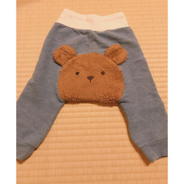petit main(プティマイン)のプティマイン パンツ キッズ/ベビー/マタニティのベビー服(~85cm)(パンツ)の商品写真