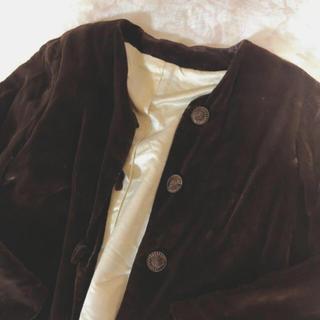エディットフォールル(EDIT.FOR LULU)の1930's〜1940's vintage jacket(ノーカラージャケット)