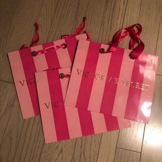 ヴィクトリアズシークレット(Victoria's Secret)のVICTORIA'S SECRET ショップバッグ(ショップ袋)