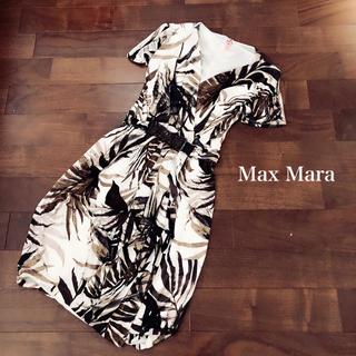 Max Mara - Max Mara  ワンピース イタリア製 サイズ40