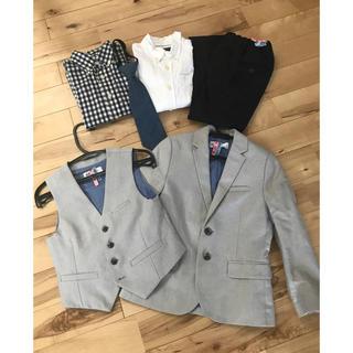 H&M - H&M フォーマル スーツ 6点セット