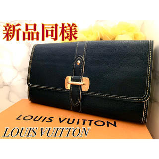 LOUIS VUITTON - お買い得品‼️大容量‼️ルイヴィトン スハリ ポルトフォイユ ルファヴォリ