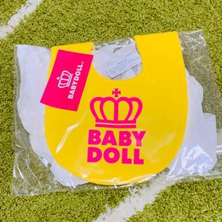ベビードール(BABYDOLL)のBABYDOOL スタイ ⭐︎新品⭐︎(ベビースタイ/よだれかけ)