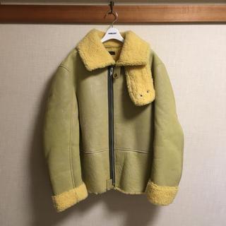 FEAR OF GOD - YEEZY SEASON 3 ムートンボアジャケット 購入金額約20万円