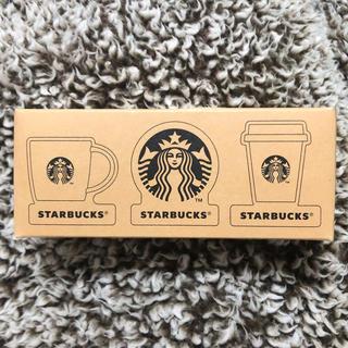 Starbucks Coffee - 【限定品】スタバ クリップ3個セット