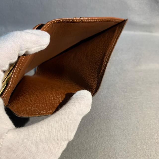 LOUIS VUITTON(ルイヴィトン)のルイヴィトン モノグラム がま口 折り財布 レディースのファッション小物(財布)の商品写真