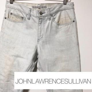 JOHN LAWRENCE SULLIVAN - JOHN LAWRENCE SULLIVAN ジョンローレンスサリバン パンツ