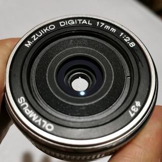 OLYMPUS - m.zuiko 17mm f2.8 マイクロフォーサーズ