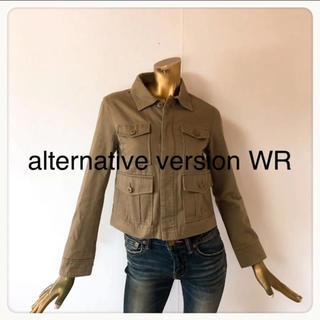 オルタナティブバージョンダブルアール(alternative version WR)の☘T2801☘ alternative version WR ポケットジャケット(その他)