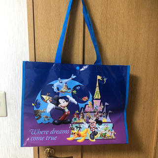 Disney - Disneyショッピングバック