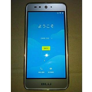 ANDROID - simフリー  BLU GRAND X LTE Android7.0 ゴールド