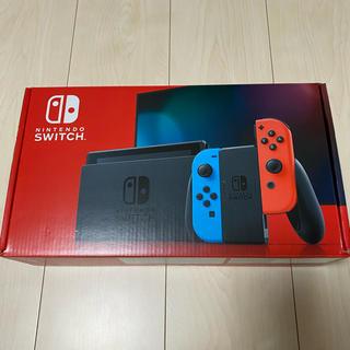 Nintendo Switch - ニンテンドースイッチ ネオン 本体 美品