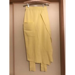 ENFOLD - ★新品タグ付き★レギンス付きスカート