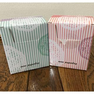 フェリシモ(FELISSIMO)のフェリシモ【非売品】ミニ紙バック おまけつき(ラッピング/包装)