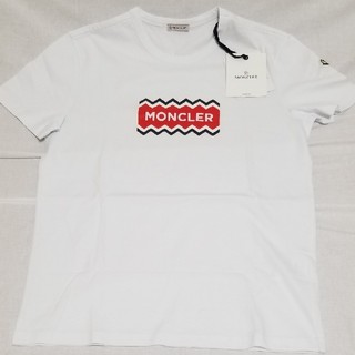 MONCLER - 【新品未使用正規品】MONCLERTシャツMサイズ