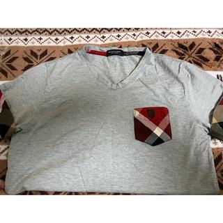 BURBERRY BLACK LABEL - 【片手で治る回数使用】BLACK LABEL Tシャツ