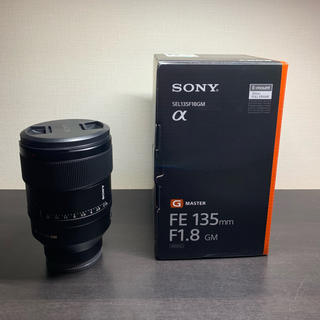 ソニー(SONY)のSony SEL135F18GM 超美品(レンズ(単焦点))