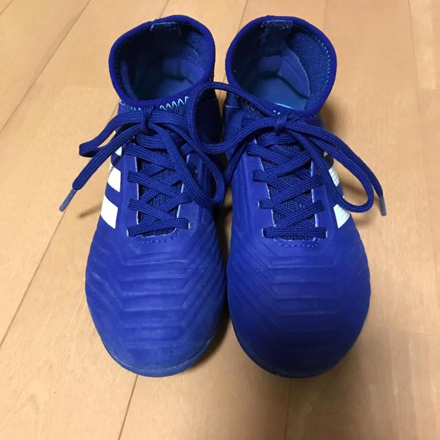 adidas(アディダス)のサッカー スパイク 18.5 アディダス  プレデター スポーツ/アウトドアのサッカー/フットサル(シューズ)の商品写真
