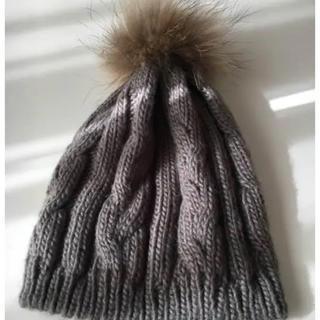 レイビームス(Ray BEAMS)のビームス ニット帽(ハンチング/ベレー帽)